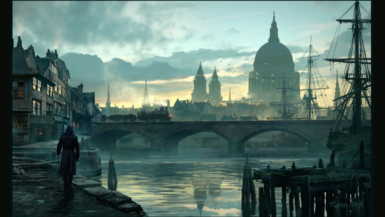 Video Tutorial Master Class Environment Design In An Open World Video Game With Creative Workflow On Tuto Com