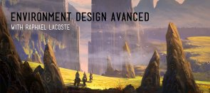 Tuto Photoshop Environment Design tutorial Photoshop