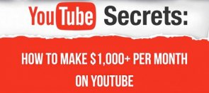 Tuto YouTube 10 Ways To Earn $1,000+ Per Month Youtube