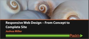 Video Tutorial Responsive Web Design – From Concept to Complete Site CSS