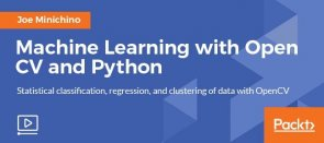 Video Tutorial Machine Learning with Open CV and Python Python