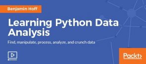Video Tutorial Learning Python Data Analysis Python