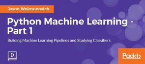 Video Tutorial Python Machine Learning - Part 1 Python