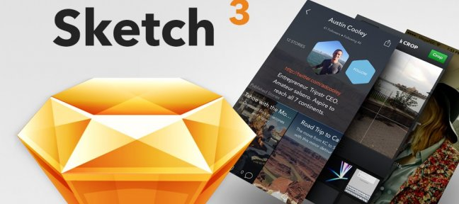 Sketch 3 Video Tutorial: Learn to create mobile and web designs