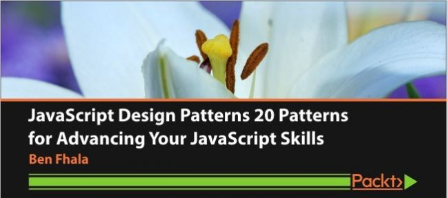 Video Tutorial JavaScript Design Patterns: 20 Patterns for Advancing Your JavaScript Skills JavaScript