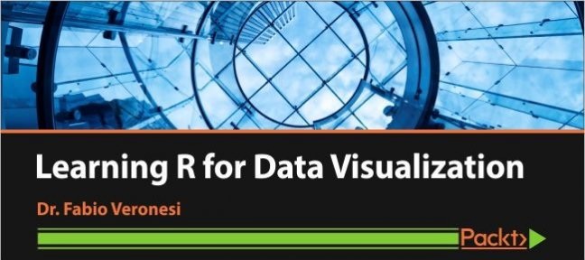 Video Tutorial Learning R for Data Visualization R