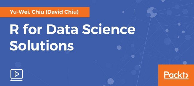 Video Tutorial R for Data Science Solutions R
