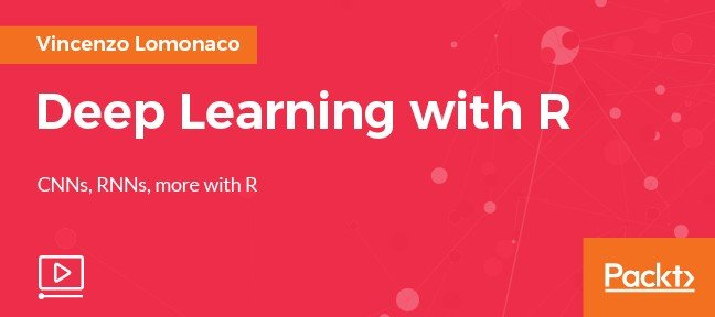 VIDEO TUTORIAL Deep Learning with R with Data Science on Tuto com