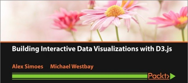 Video Tutorial Building Interactive Data Visualizations with D3.js JavaScript